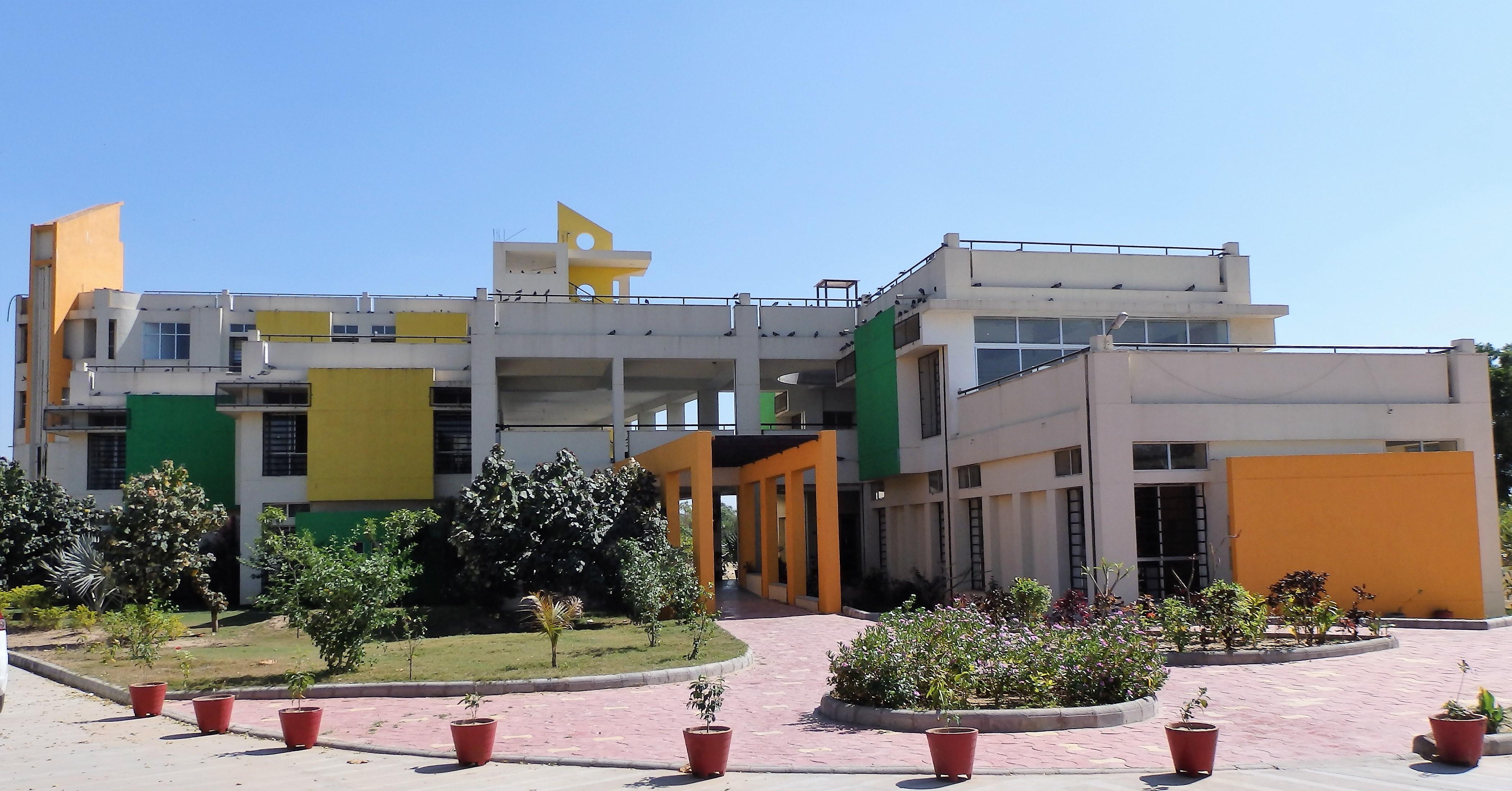 Ananad Niketan School Mehsana